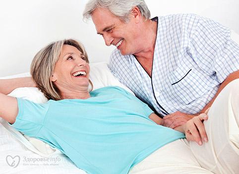 Медицинд о сексе в 65