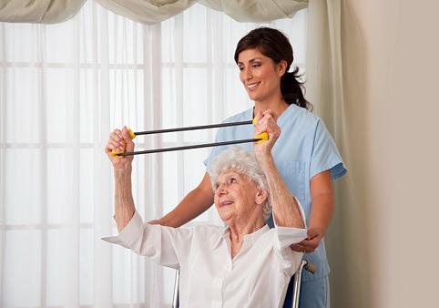 Диета и физические упражнения при остеоартрозе