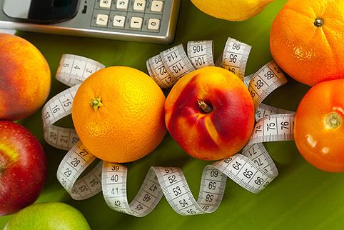 Норма калорий в день, суточная норма калорий при похудении