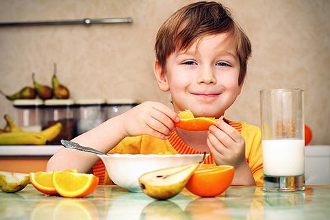 Дети за здоровое питание 11
