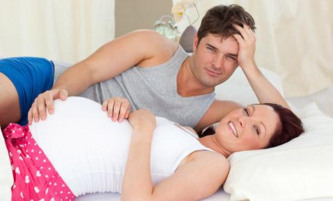 При беременности хочется постоянно секса