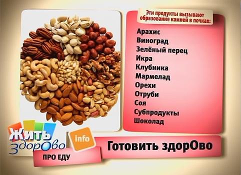 какие продукты убивают паразитов в организме человека